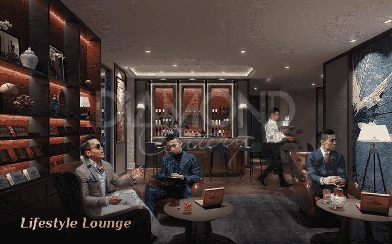 cigar lounge diamond century