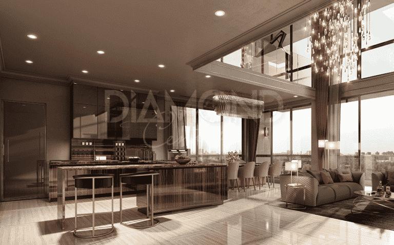 penthouse celadon city centery